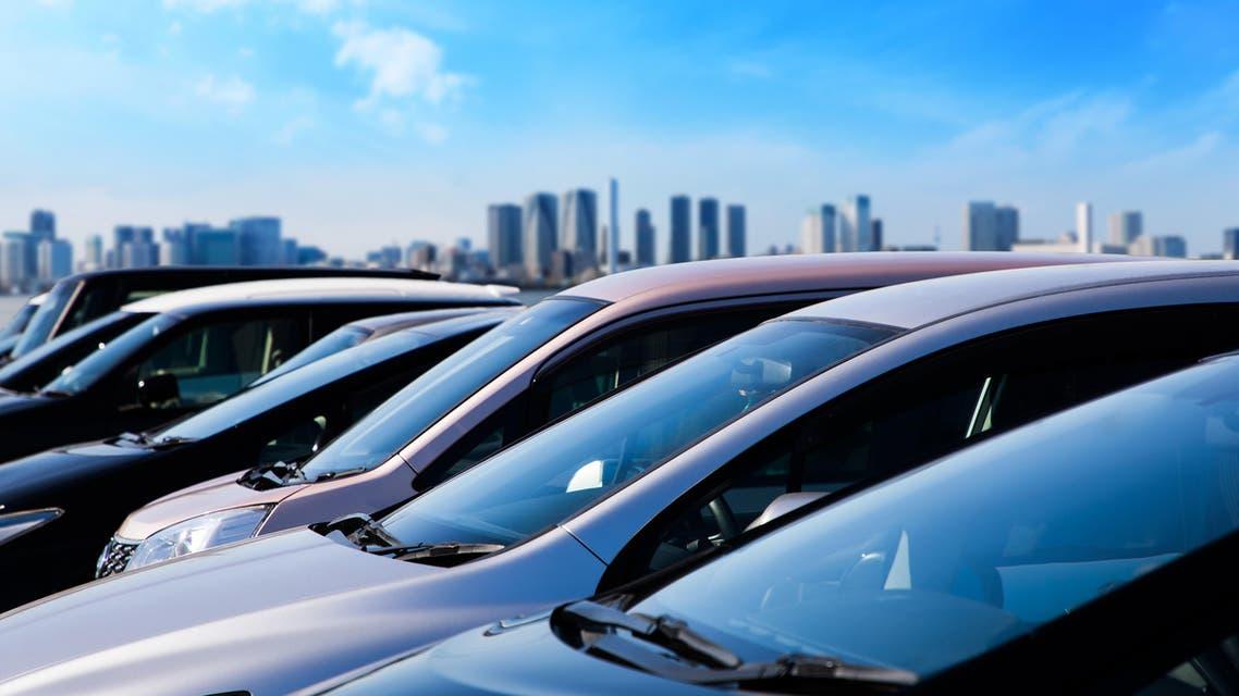 cars parking. (Shutterstock)