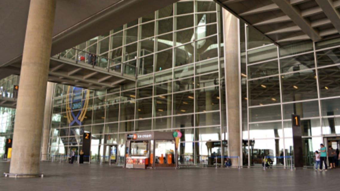 مطار الملكة علياء عمان الأردن