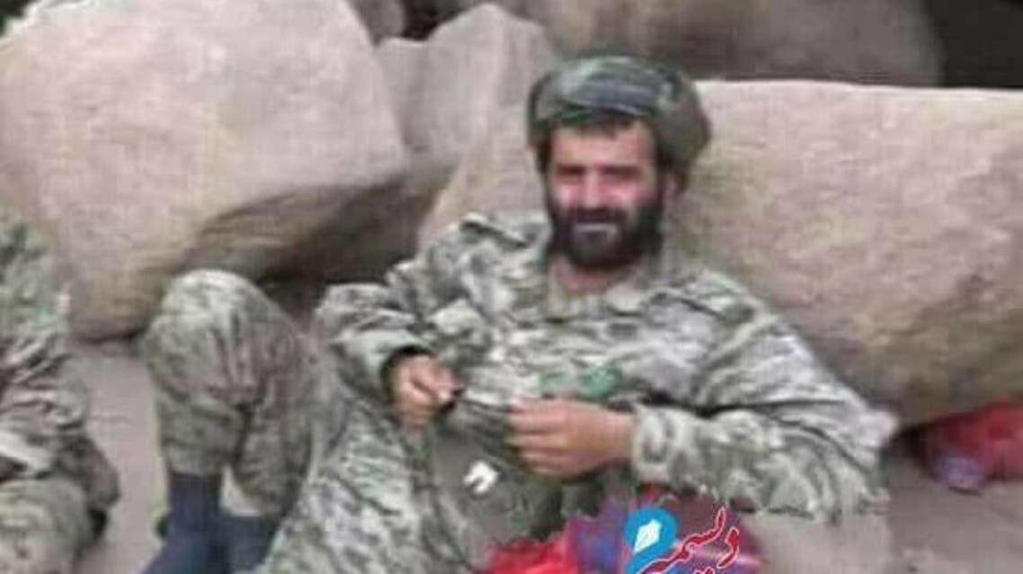 القيادي الحوثي اللواء ناصر القوبري2