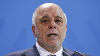 رئيس الوزراء العراقي حيدر العبادي (أرشيفية)