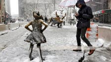 'Fearless Girl' to leave Wall Street's 'Charging Bull'