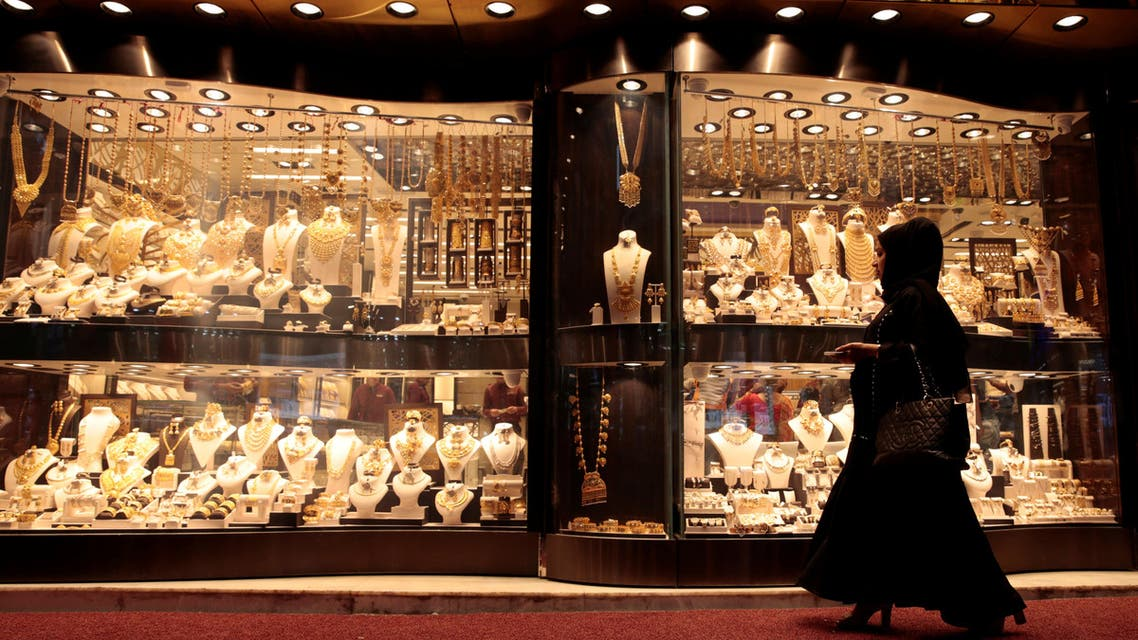dubai gold souq. (Reuters)