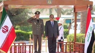 استقبال رسمي لوزير الدفاع الإيراني العميد أمير حاتمي