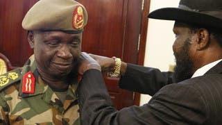 الجنرال جيمس أجونغو