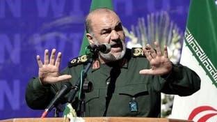 سپاه پاسداران تهدید به گرفتن «انتقام سخت» به نقل از سلامی را تکذیب کرد