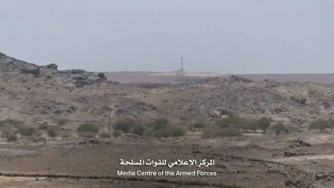 تقدم الجيش اليمني في البيضاء