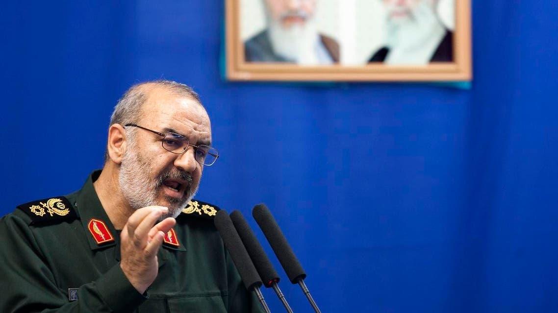 Hossein Salami, deputy head of Iran's Revolutionary Guard, speaks during Tehran's Friday prayers July 16, 2010. (Reuters)