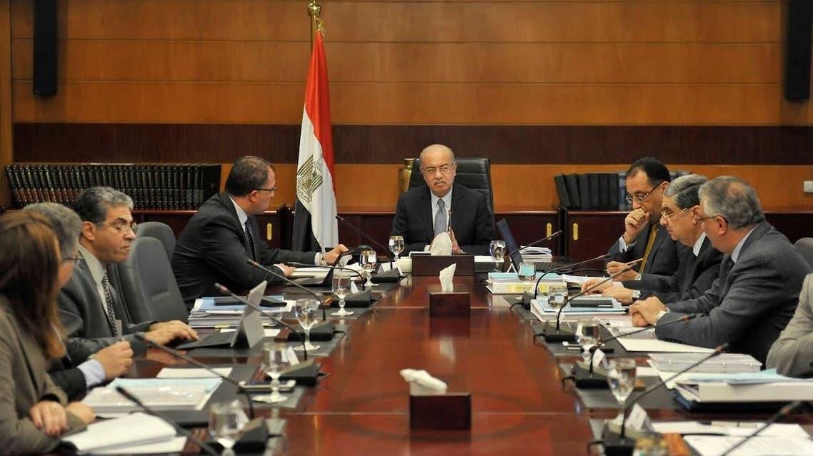 مجلس الوزراء مصر