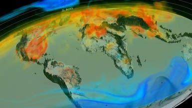 هكذا تشاهد كيف يعمل الإنسان على تغيير كوكب الأرض
