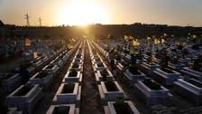 Dozens of bodies found in Raqqa mass grave