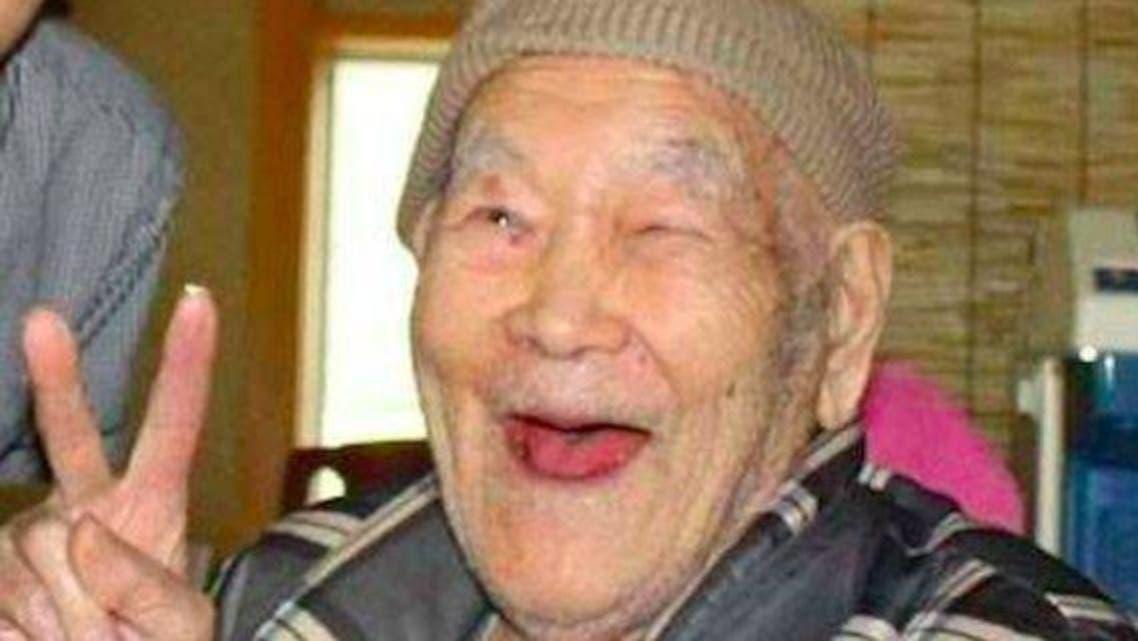 Tajima died around 1100 GMT Saturday at a hospital on her native Kikai Island in Kagoshima region. (Twitter)
