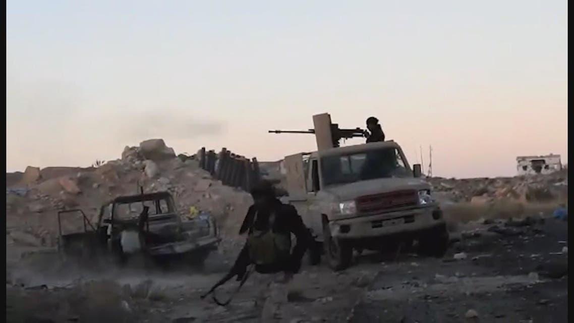 غارات التحالف تلهب جبهات صعدة والجيش يواصل التقدم