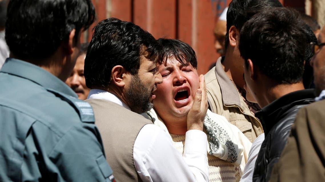 Kabul attack. (Reuters)