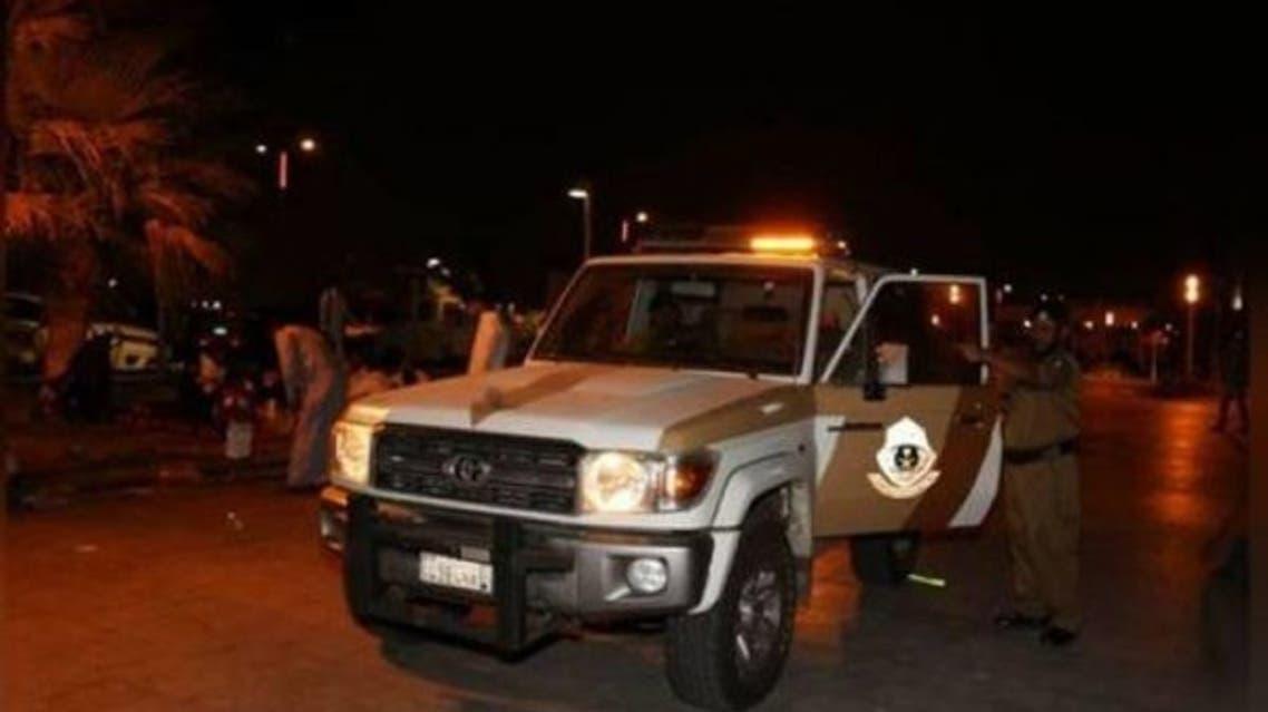 سيارة شرطة سعودية