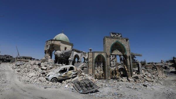 """روح الموصل تحيا بعد دمار داعش.. البداية من """"النوري"""""""