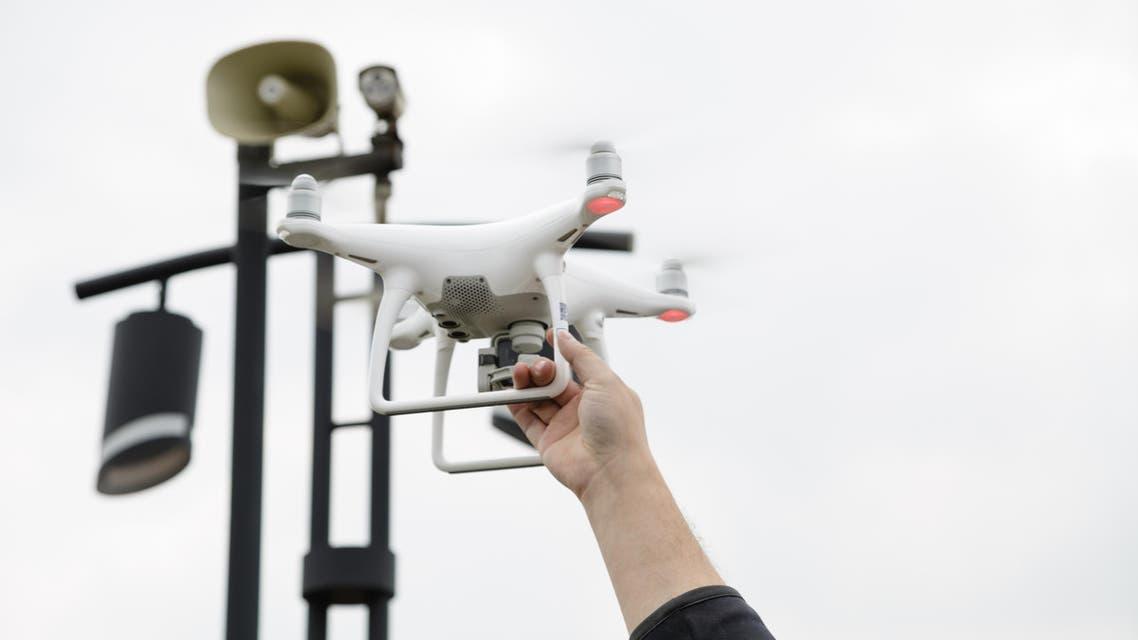 Drone. (Shutterstock)