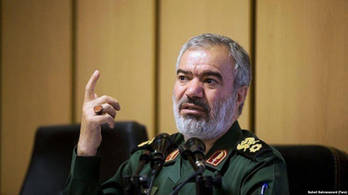 فرمانده نیروی دریایی سپاه: سپاه پاسداران محدود به ایران نیست