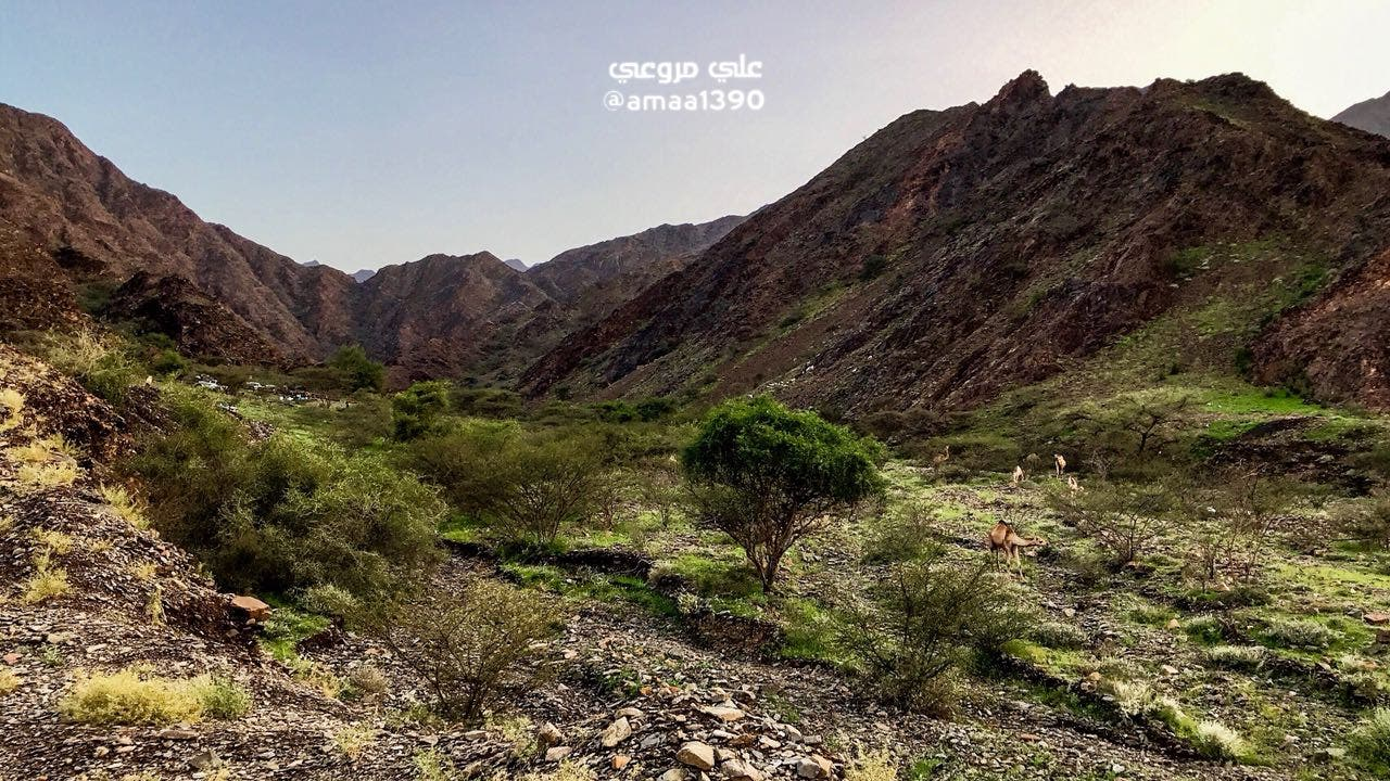 Asir valley saudi tourism. (Supplied)