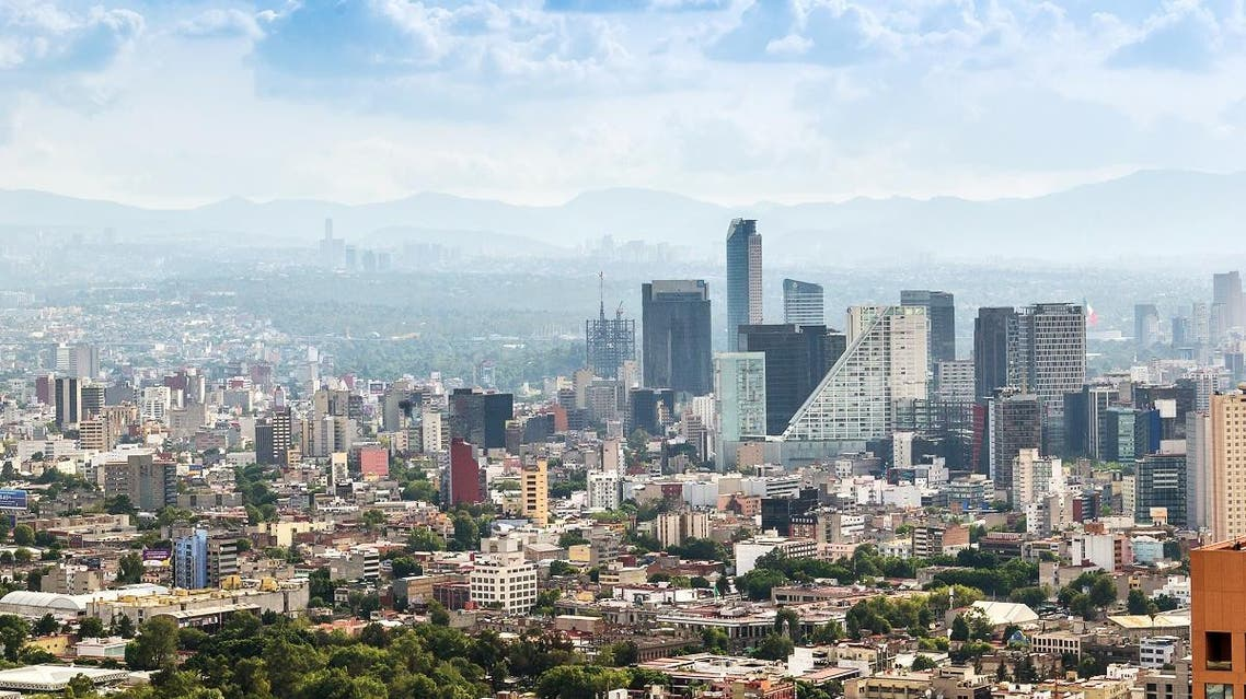 mexico city shutterstock