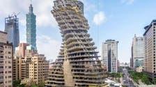 تائیوان میں رہائشی ٹاور عالمی حرارت کم کرنے کا مثالی منصوبہ