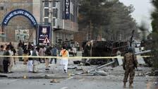 کوئٹہ : پولیس وین پر خودکش بم حملے میں 6 پولیس اہلکار شہید