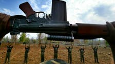 Police kill at least 34 Maoist militants in central India