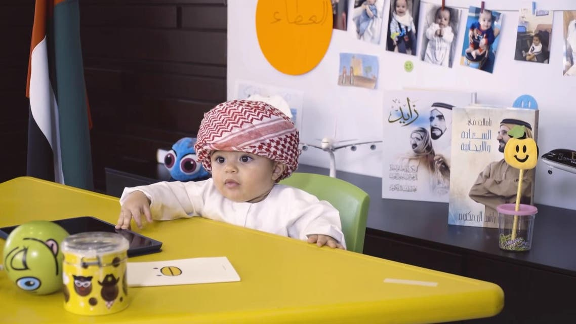 UAE civil aviation makes 8-months-old baby its youngest 'happiness employee'