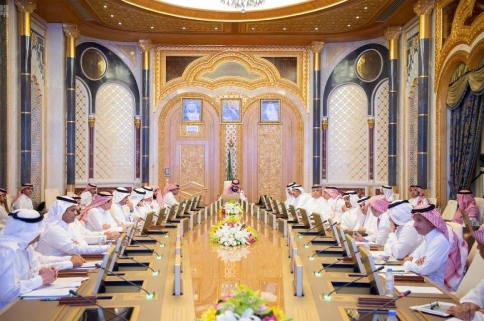 اجتماع مجلس الشؤون الاقتصادية والتنمية