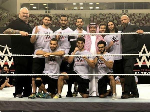 """بالأسماء.. ترشيح 8 مصارعين سعوديين لـ""""رويال رامبل"""" بجدة"""