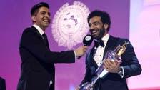 Salah's prolific season at Liverpool surprises Roma President