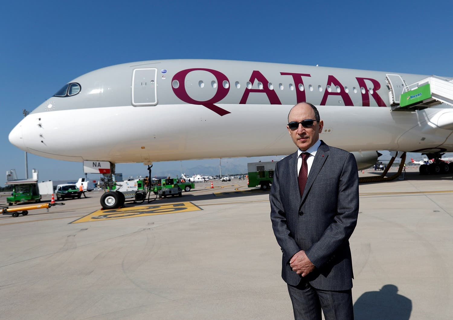 How Qatar Airways went from making billions to being on the verge of a  bailout | Al Arabiya English