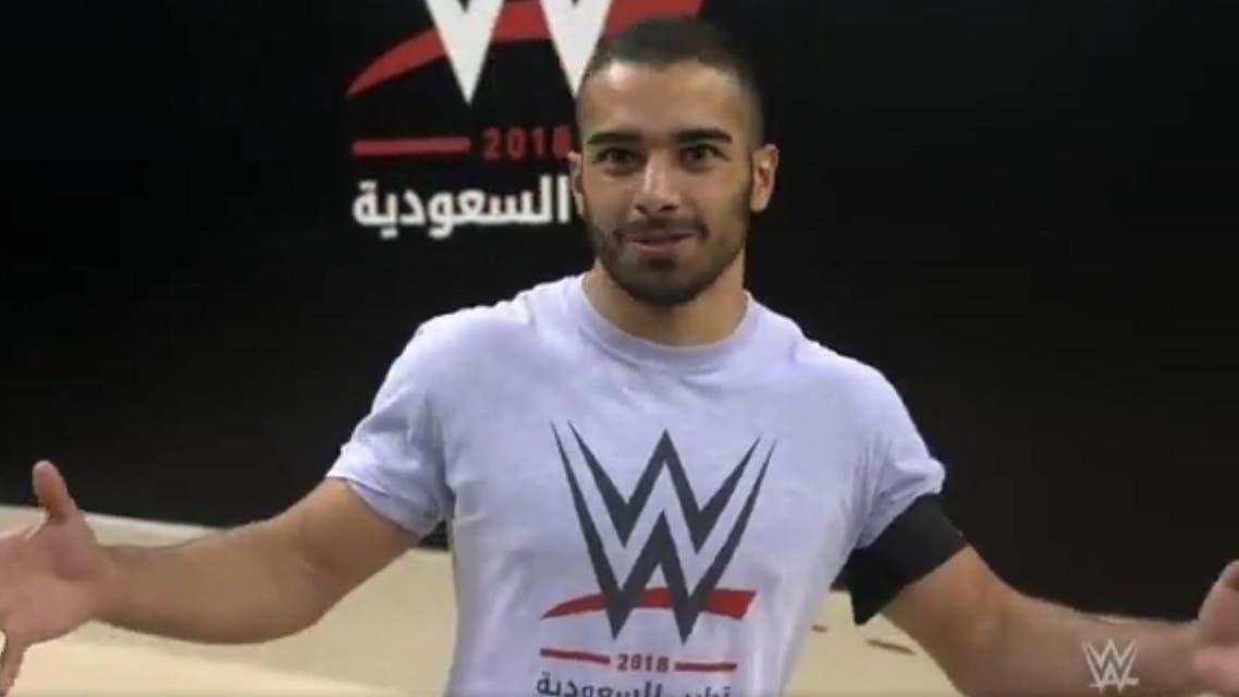 WWE Saudi Arabia (Screengrab)