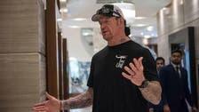 WWE's The Undertaker arrives in Jeddah ahead of Saudi Royal Rumble