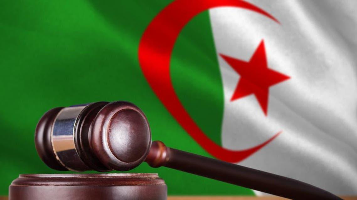 Shutterstock - Algerian flag - law