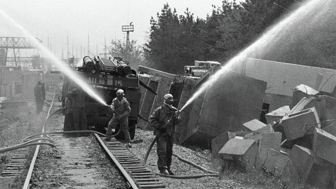 مأساة تشيرنوبيل