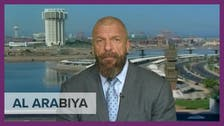 Triple H: We hope to find a Saudi talent who could make it big as WWE wrestler