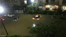 Rare severe rains, storms hit countries in Middle East and North Africa