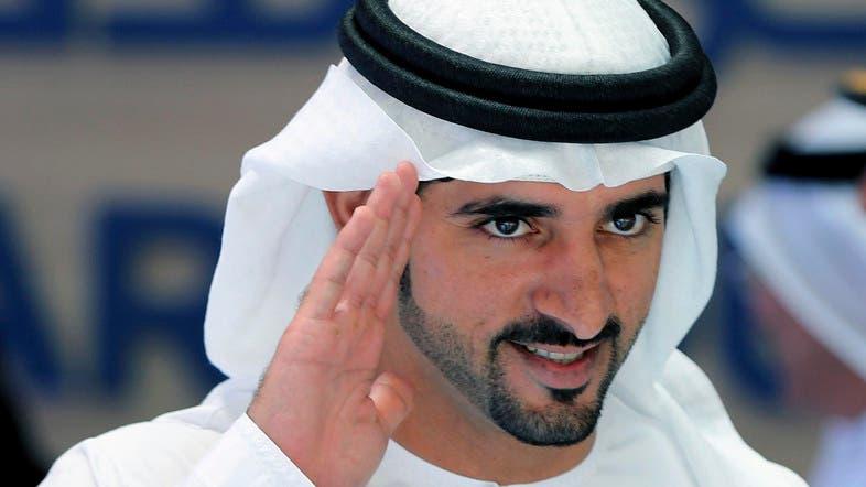 WATCH: Dubai crown prince praises Mohammed bin Salman with a poem