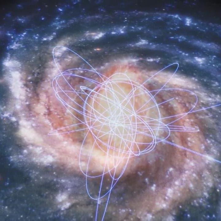 اكتشاف تجويف عملاق في مجرة درب التبانة