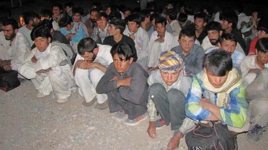 کودکان کار افغان