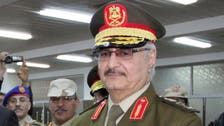 Libya's Haftar says to fight until Tripoli militias defeated