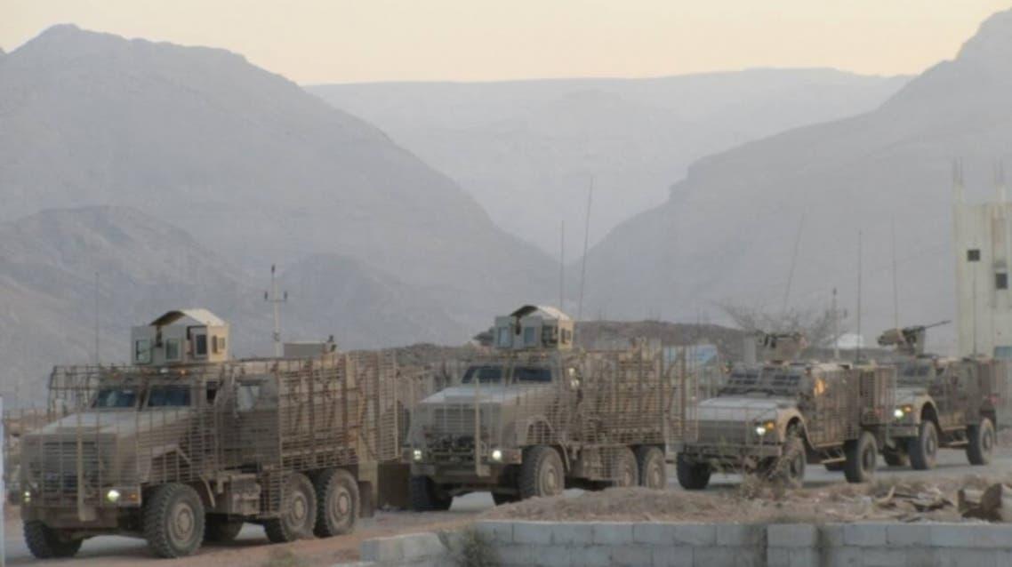 قوات يمنية تطهر معقل للقاعدة في شبوة شرق البلاد3
