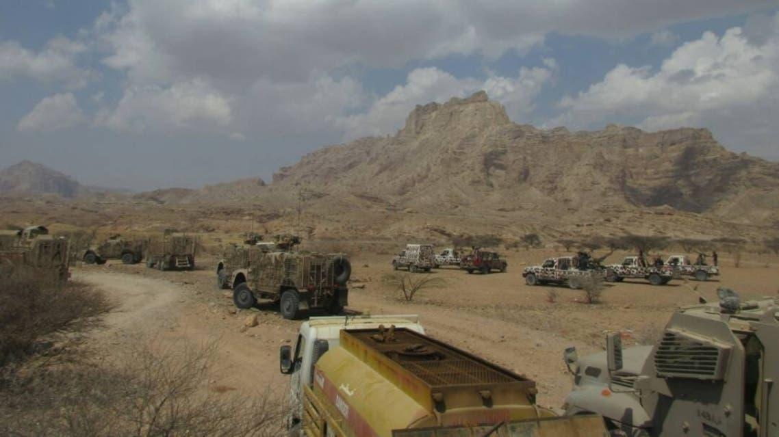 قوات يمنية تطهر معقل للقاعدة في شبوة شرق البلاد1