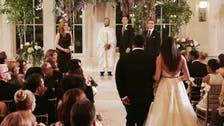 شاهد.. ميغان ماركل خطيبة الأمير هاري تتزوج!
