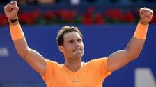 Nadal keeps up winning run to reach Barcelona semis, Tsitsipas stuns Thiem