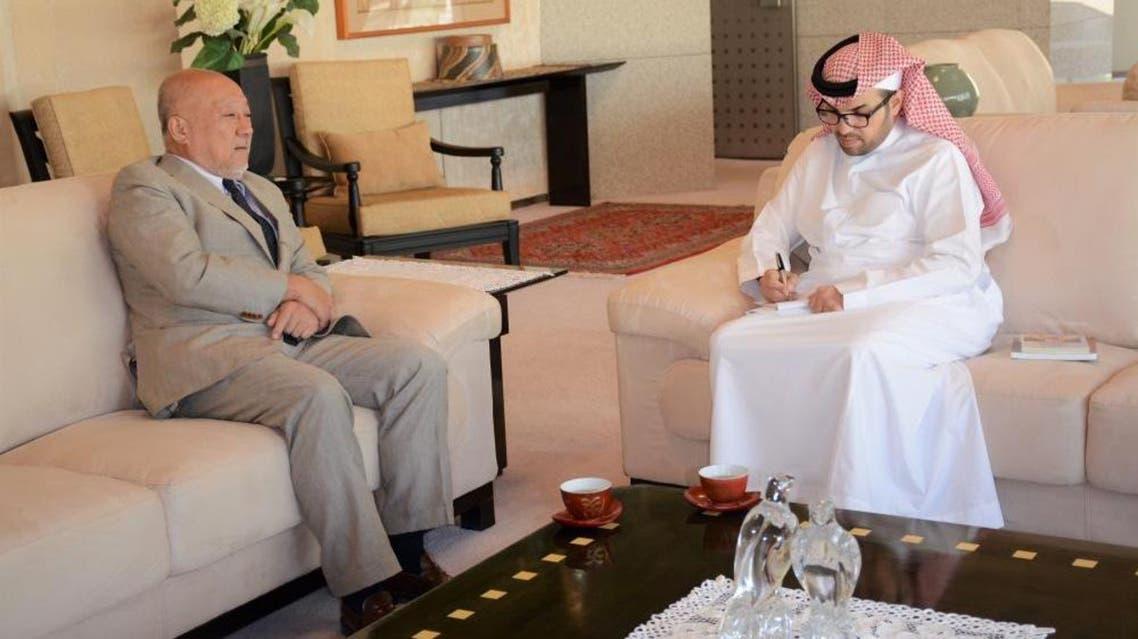 othaimin japan ambassador saudi gazette