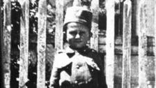 IN PICTURES: Meet the eight-year-old boy who was the youngest soldier in WWI