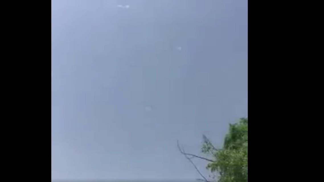 jazan balistic missiles (Screengrab)