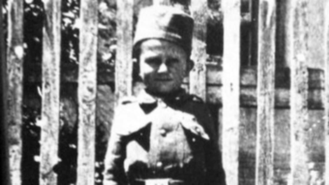 صورة التقطت سنة 1916 للجندي مومشيلو غافريتش
