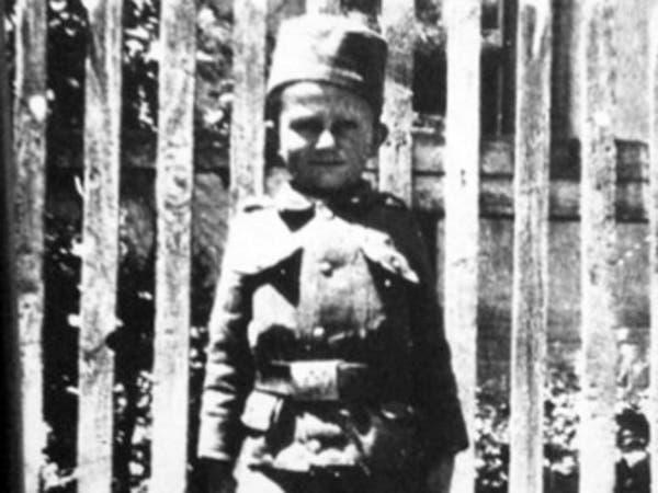 أصغر جندي شارك في الحرب العالمية الأولى.. عمره 8 سنوات